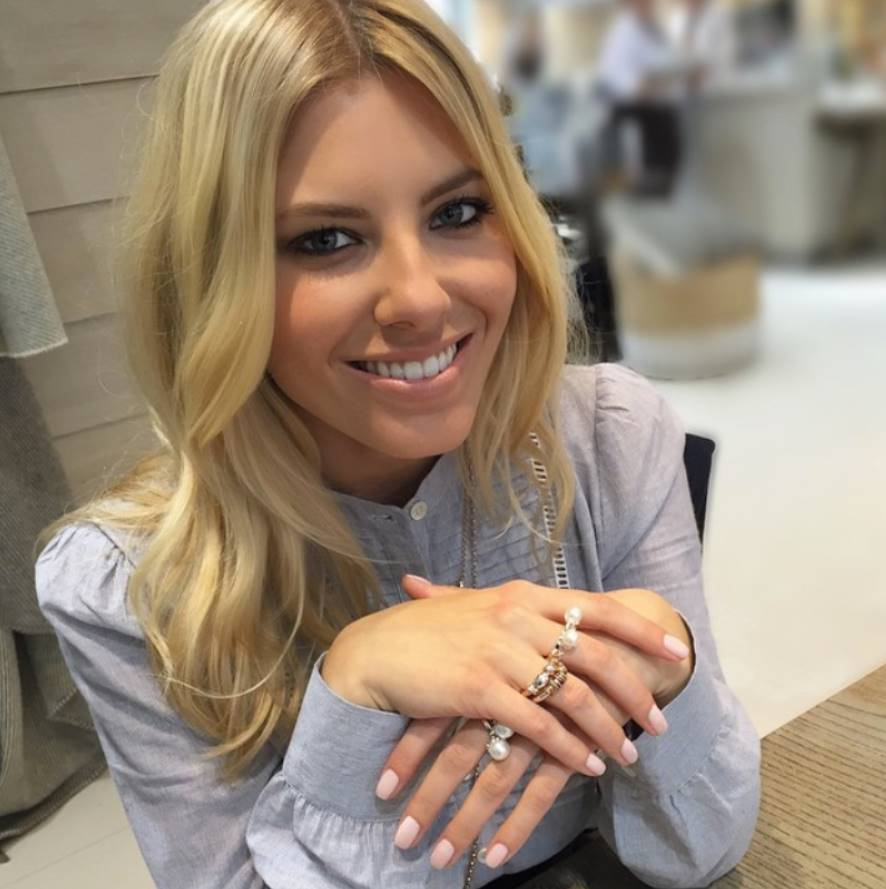 Mollie King nails