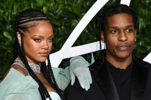 Rihanna is 'dating rap artist A$AP Rocky' after splitting from previous beloved Hassan Jameel