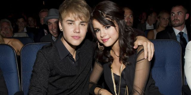 Singers Justin Bieber and Selena Gomez attend The 2011 ESPY Awards at Nokia Theatre L.A. Live on July 13, 2011 in Los Angeles, Calif.