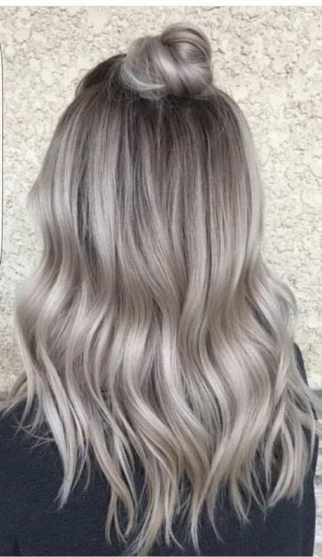 blonde highlights in dirty blonde hair