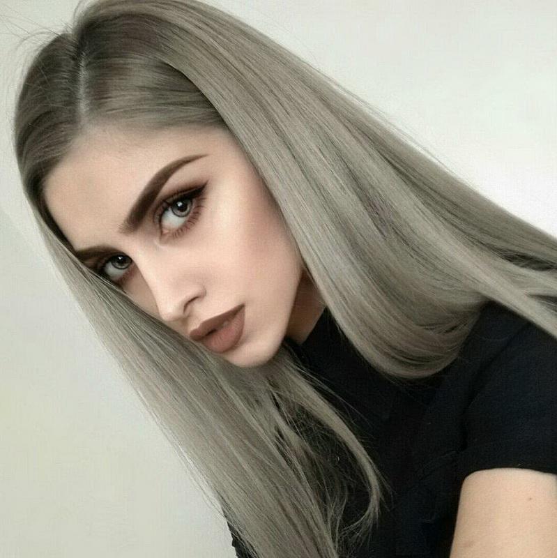 dirty blonde hair girl