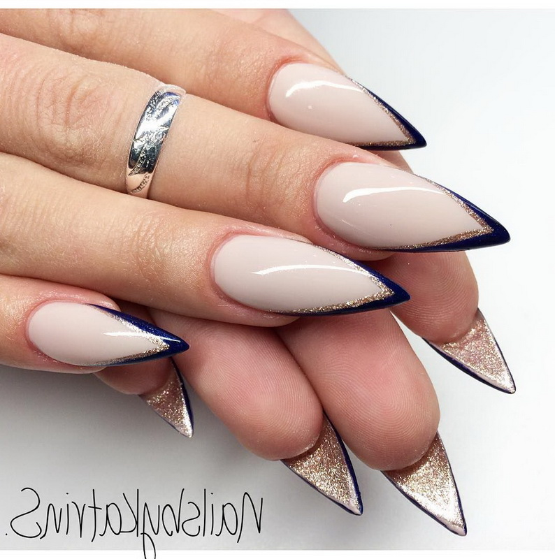 elegant tip nails