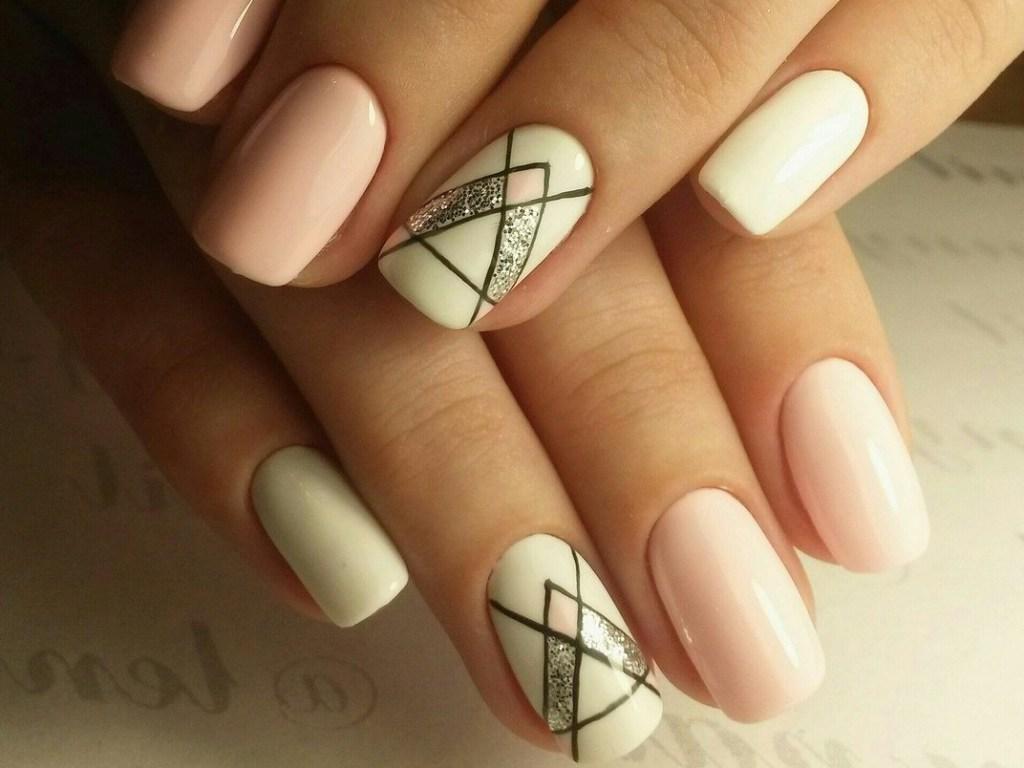 fancy pastel nails