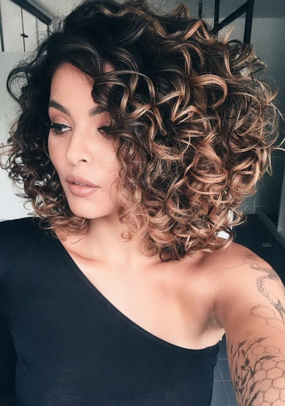 haircuts for naturally curly hair