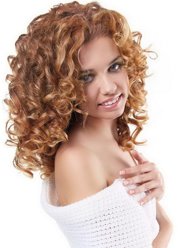 haircuts for wavy curly hair