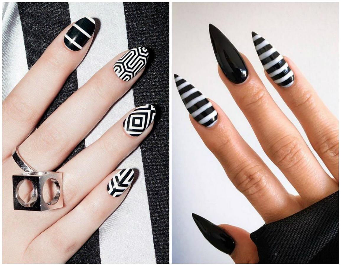 new fancy nails