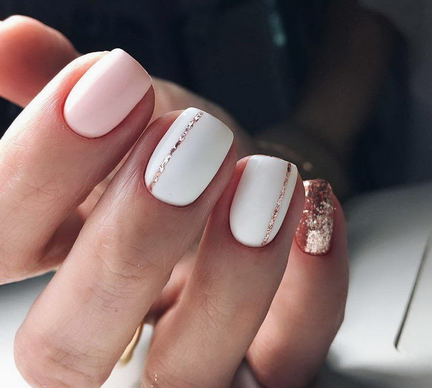 short nails elegant