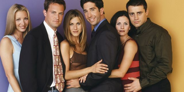 'Friends' reunion at HBO Max