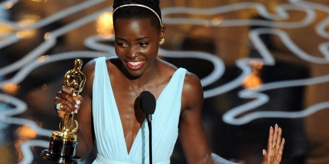 Lupita Nyong'o has starred in several high-profile films since winning an Oscar. (Photo by Kevin Winter/Getty Images)