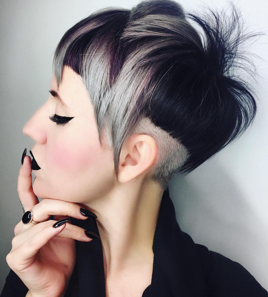 Cyberpunk Haircut