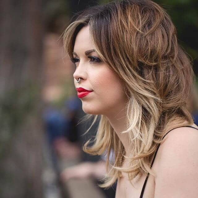 Long Layers That Add Volume for Thin Hair