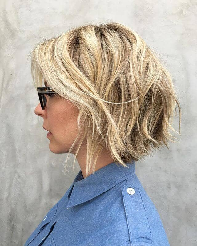 Flirty Shag Sections with Soft Wisps