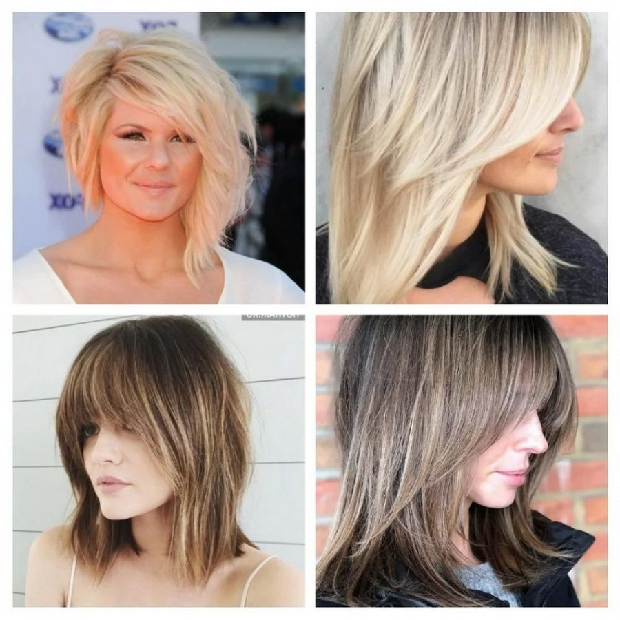 3 layered haircuts