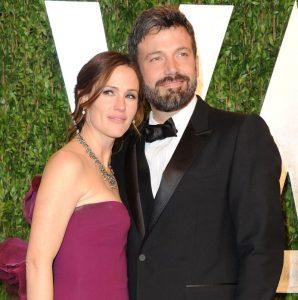 Ben Affleck Calls Divorce From Jennifer Garner