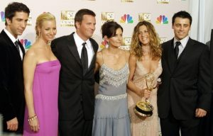 Courteney Cox about 'Friends' get-together special