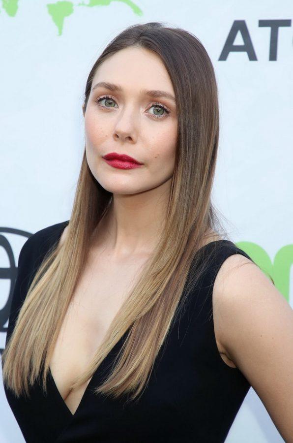 Elizabeth Olsen long haircut