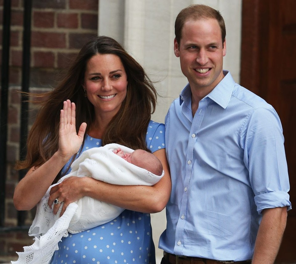 Kate Middleton 'Terrifying' Expertise She Had After Prince George's Birth