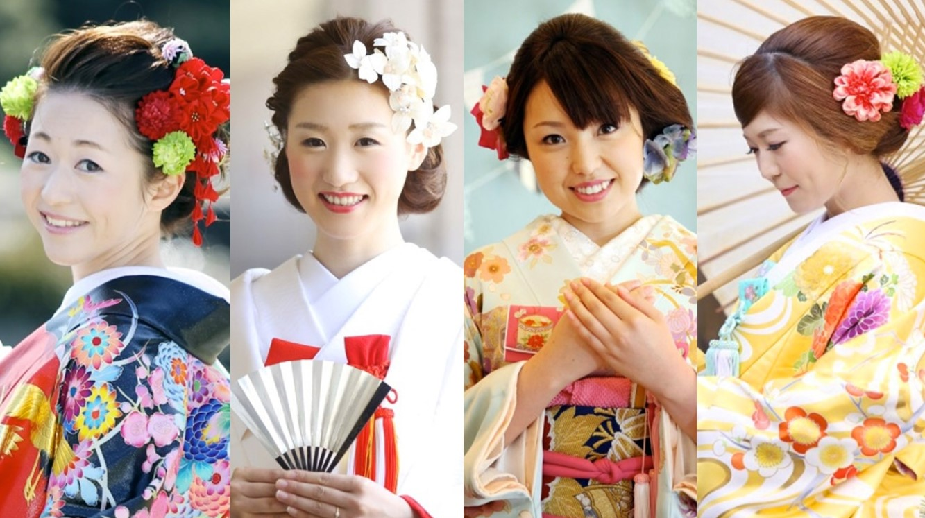 12 Best Kimono Hairstyles for Traditional and Modern Women - Yve