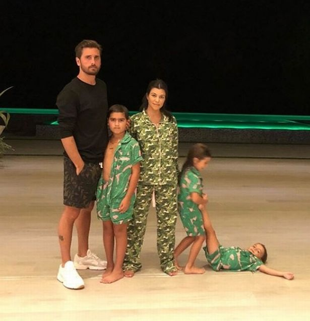 Kourtney Kardashian has taken a step back from filming Keeping Up With The Kardashians over the negative effects it has on her children