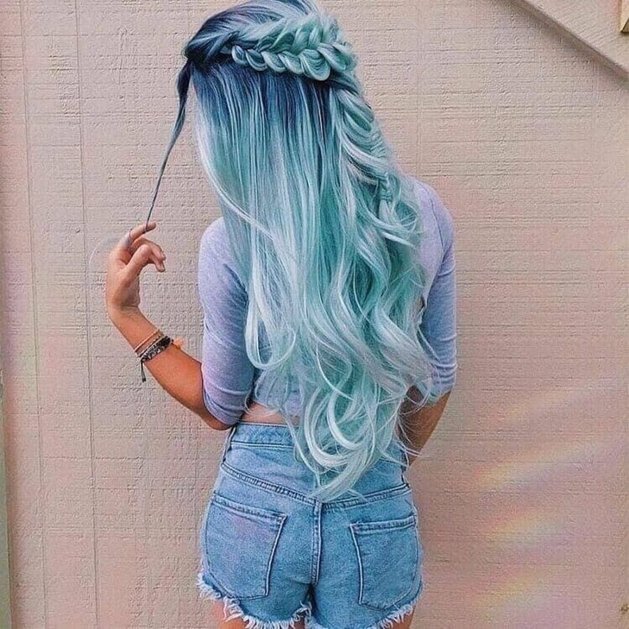 Mermaid Hair 46