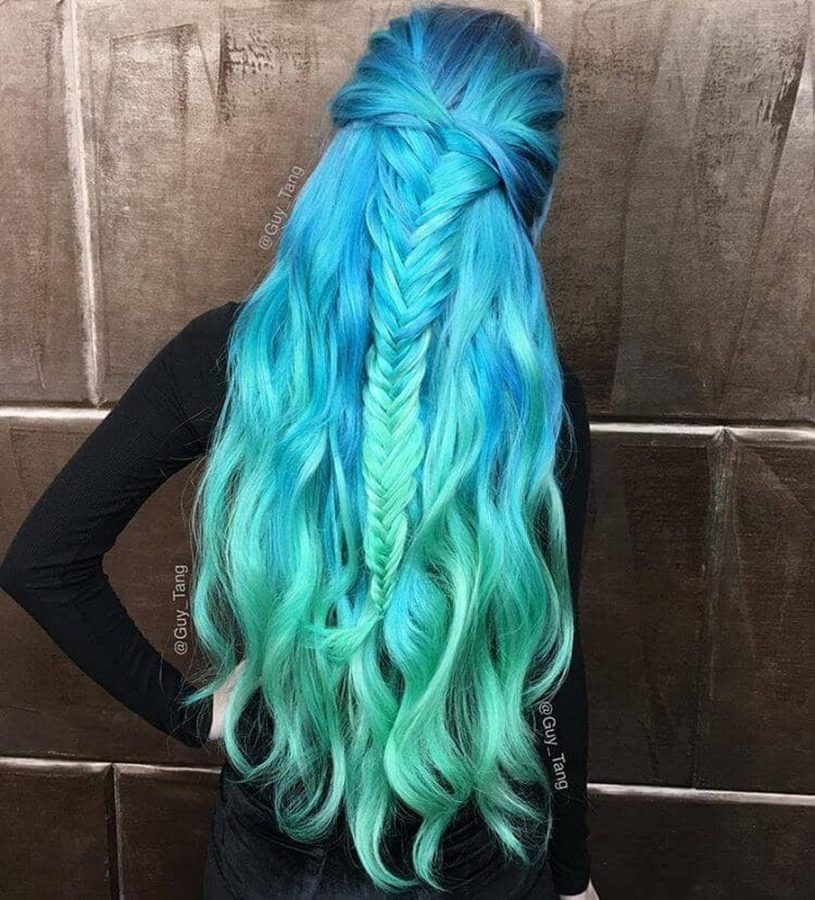 Mermaid Hair 48