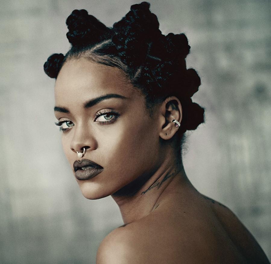 Rihanna baddie hairstyles 2