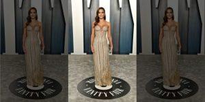 Sofia Vergara, Jessica Alba's dresses radiate at Vanity Fair Oscars after-party