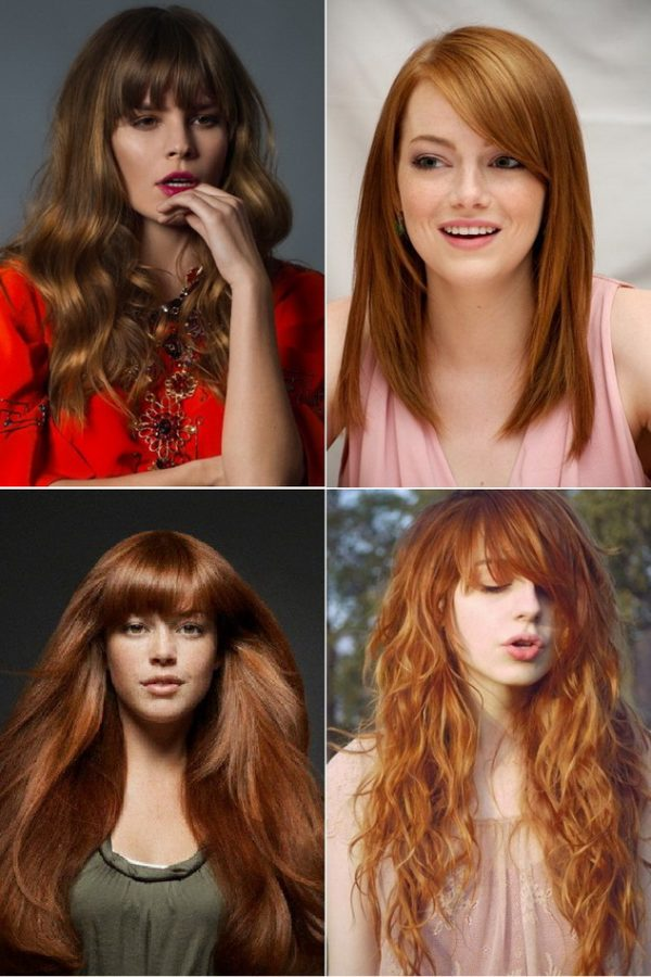 aesthetic hairstyles for long hair