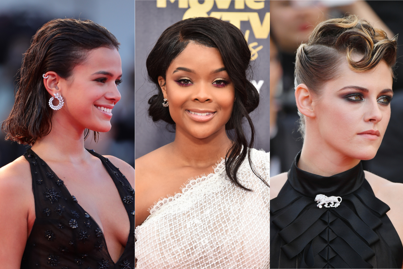 aesthetic short hairstyles with bangs