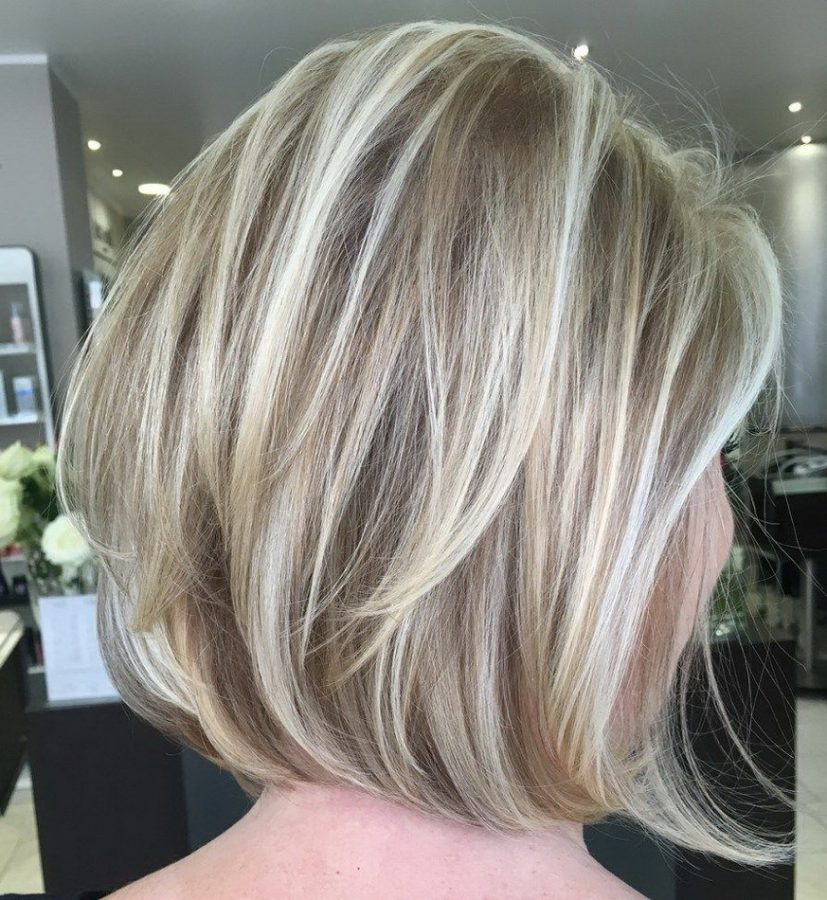 bobbed layered haircuts