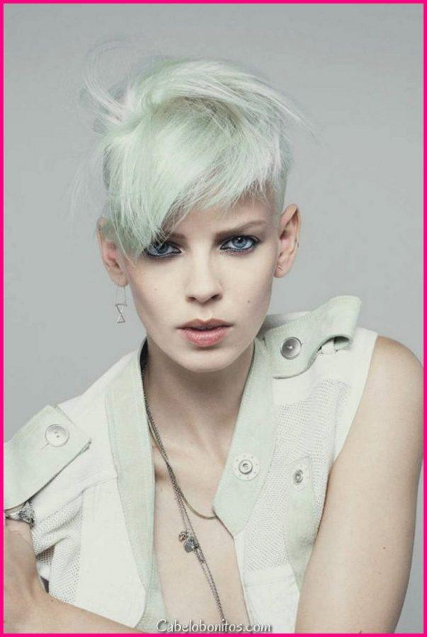 cyberpunk hairstyles for women