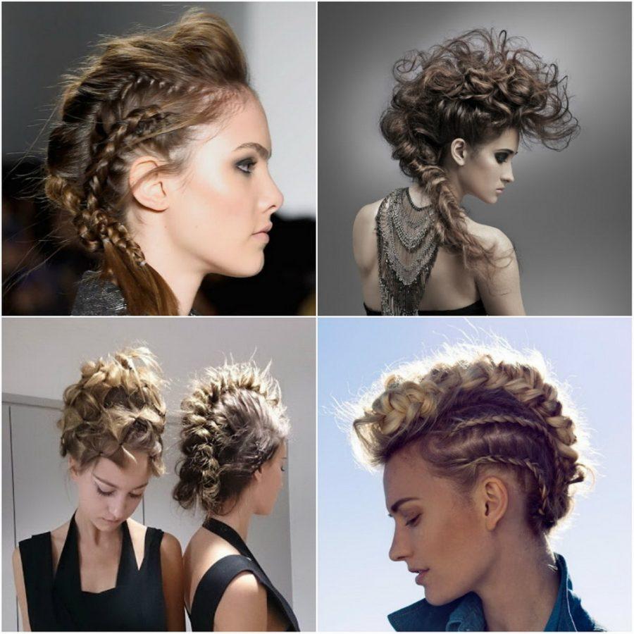 fantasy hairstyles models