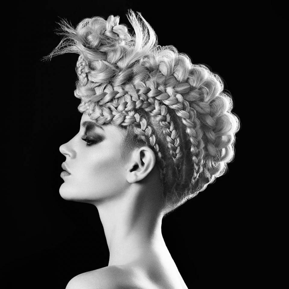 fantasy updo hairstyles