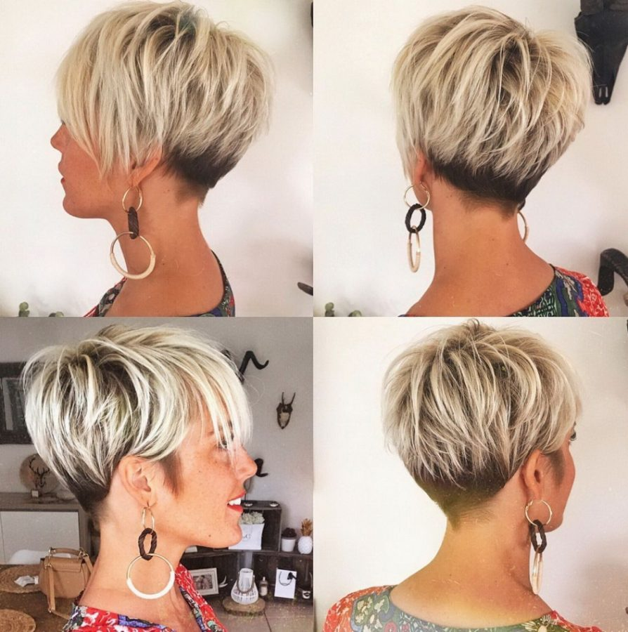 haircuts layered