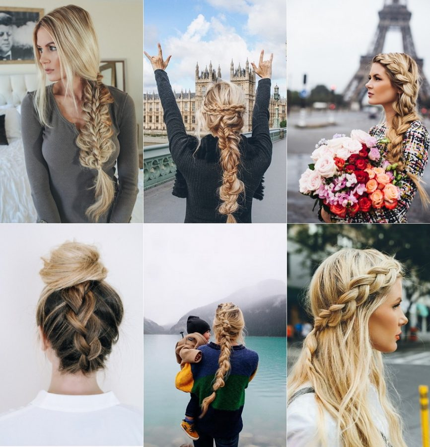 hairstyles aesthetic