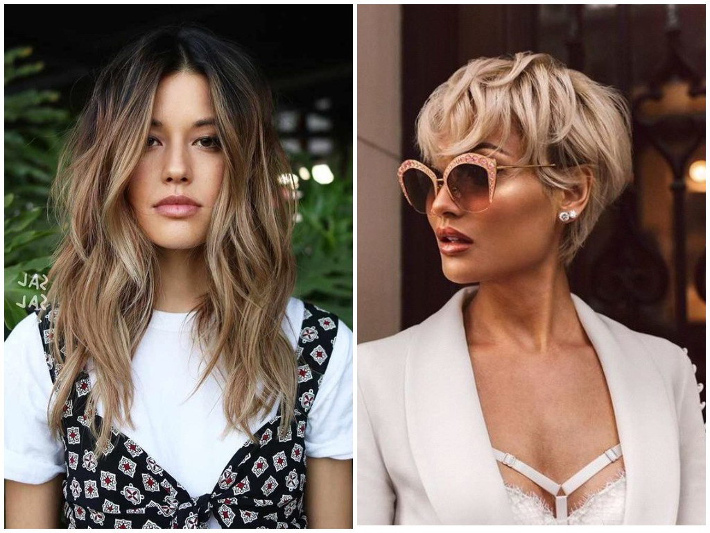 layered hair haircuts