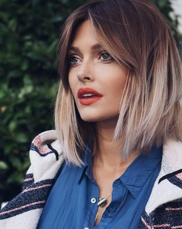 layered medium length haircuts
