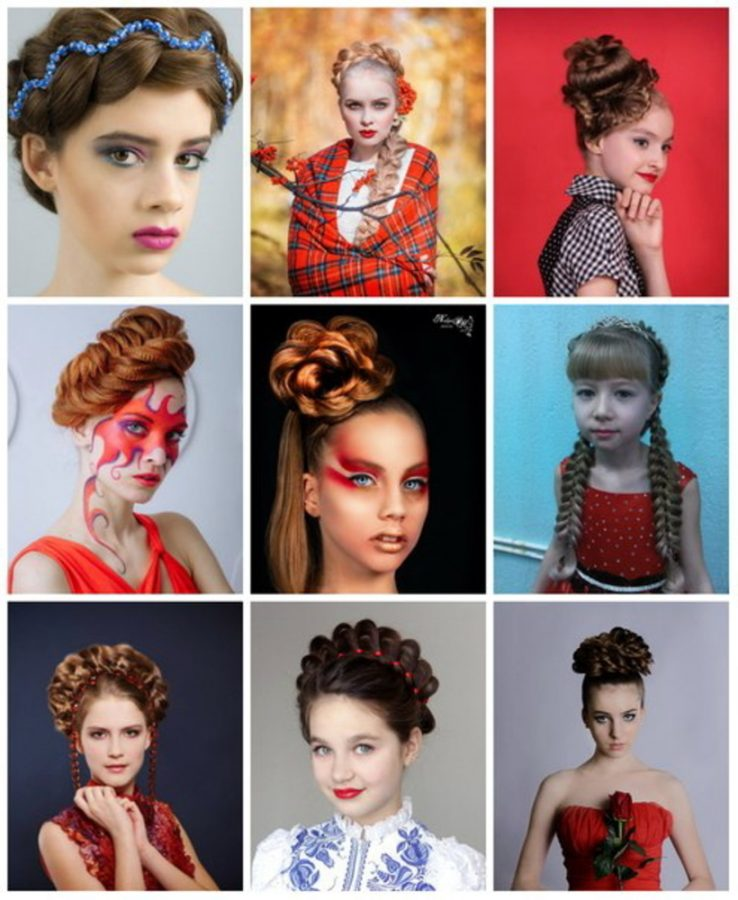 little girls fantasy hairstyles