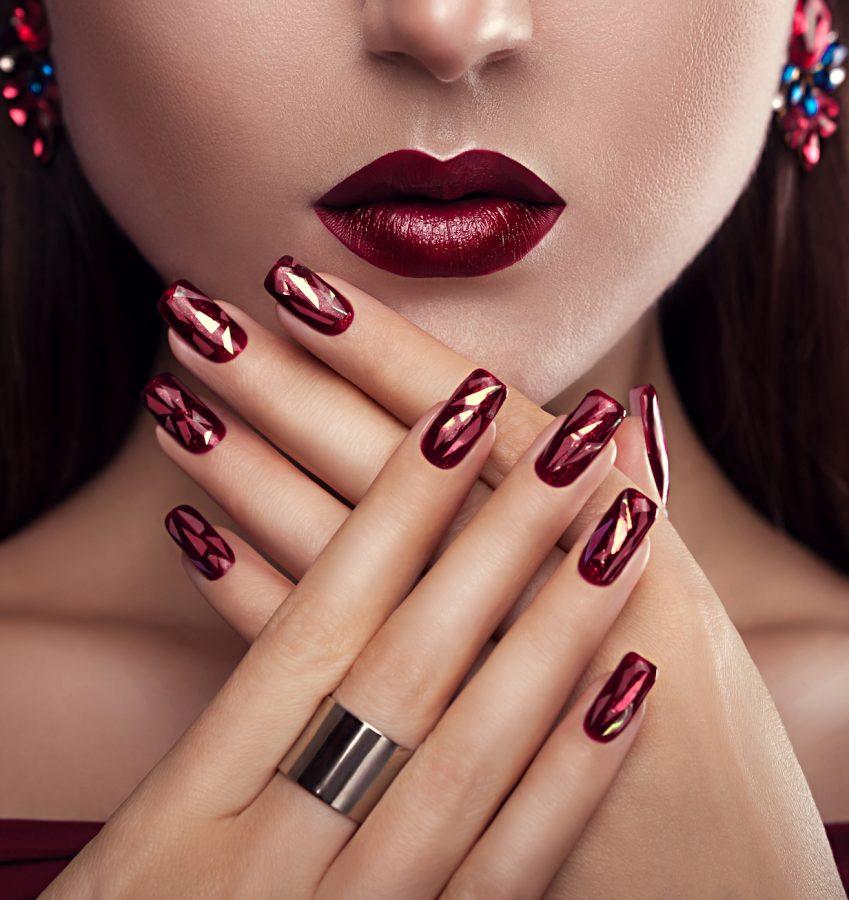 long fashion nails
