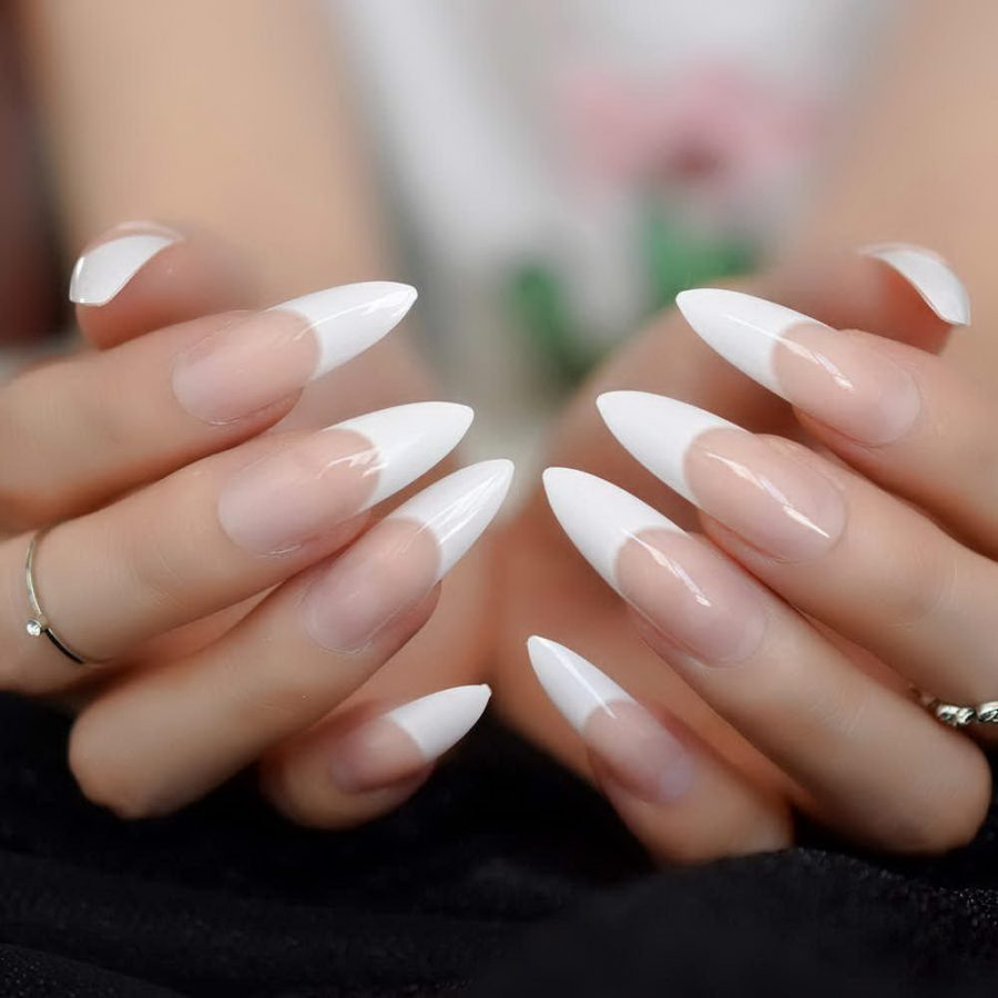 long natural nails