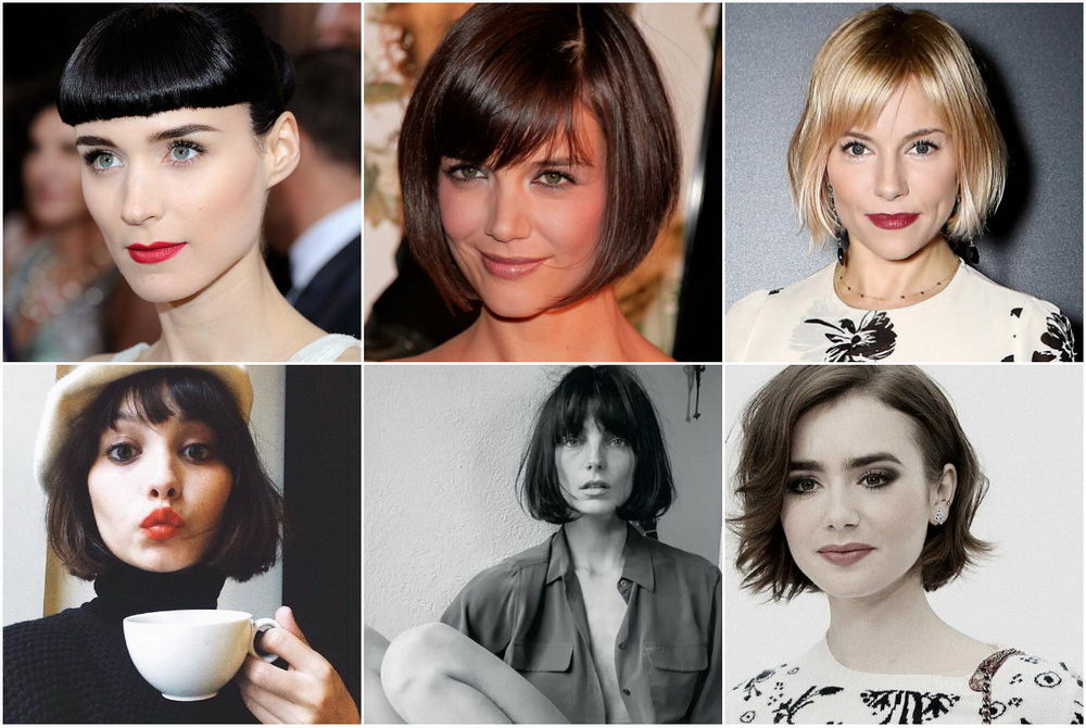 medium haircuts for women
