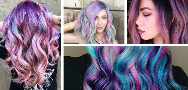 mermaid hair waves