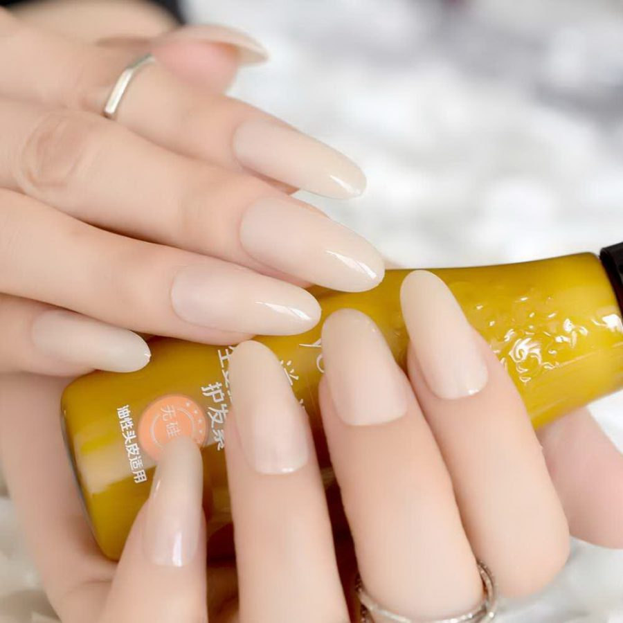 natural gel nails
