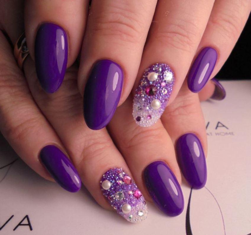 pretty woman nails