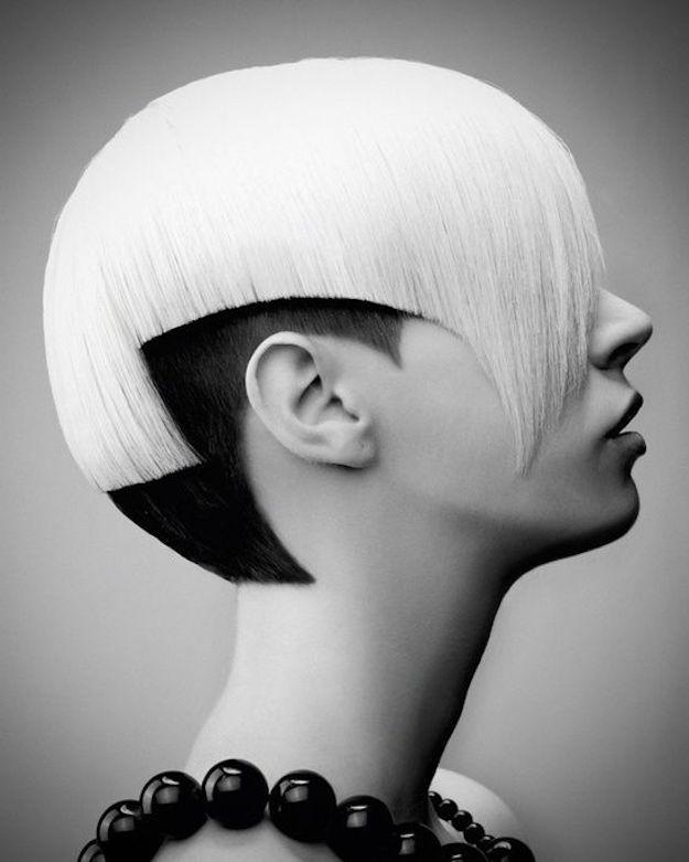 short hair cyberpunk hairstyles