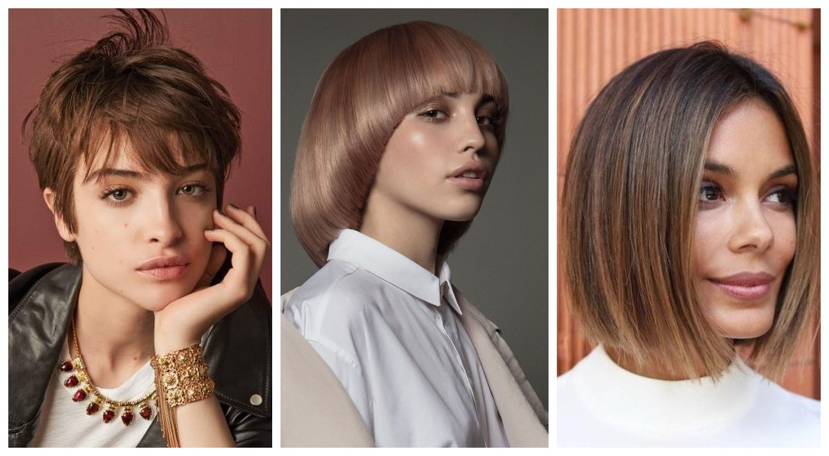 short layered haircuts for thin hair
