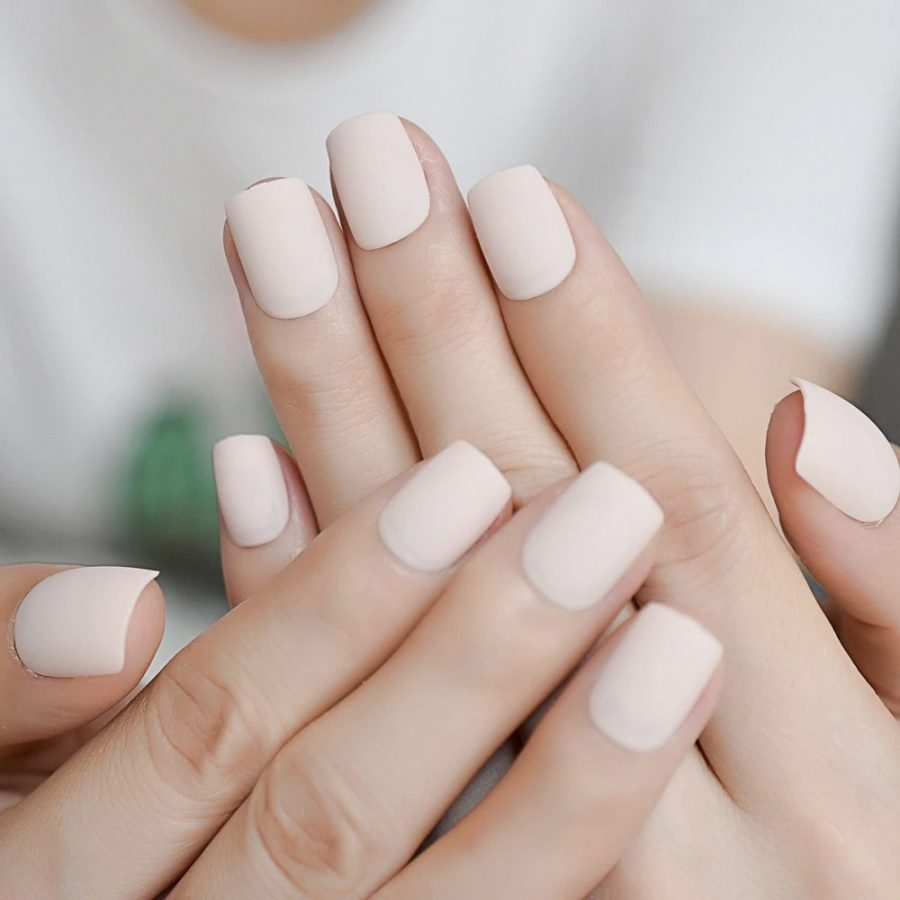 simply natural nails