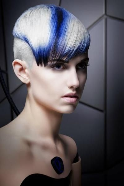 womens cyberpunk hairstyles