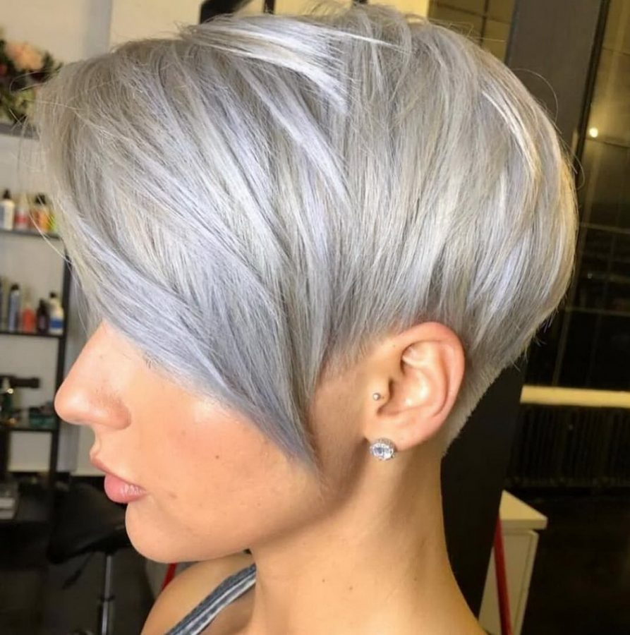 womens short layered haircuts