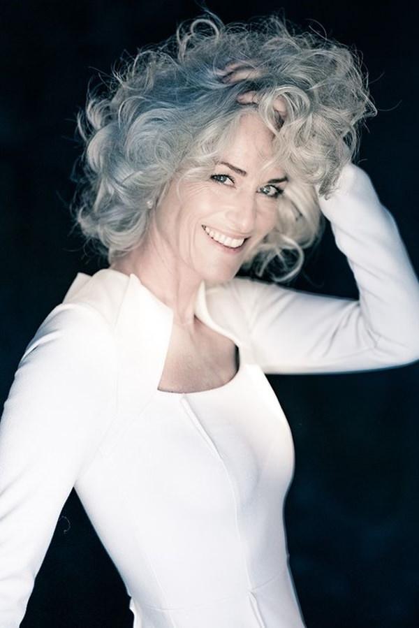 Silver hair 7